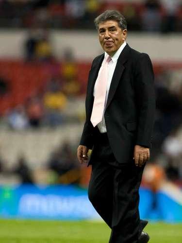 Carlos Reinoso, campeón con América en la 83-84.