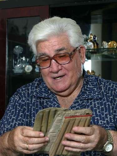 Carlos Miloc, campeón con Tigres en la 81-82 y 77-78.