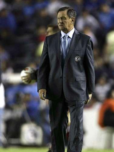 Enrique Meza, campeón con Pachuca en el Clausura 2007 y con Toluca en el Verano 2000, 1999 y 1998.