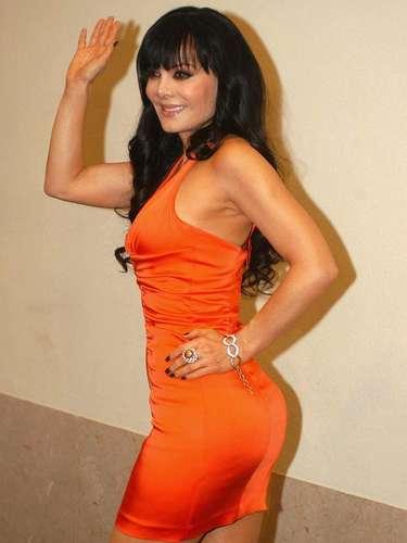 Maribel Guardia es originaria de Costa Rica, pero ya siente como si fuera mexicana.