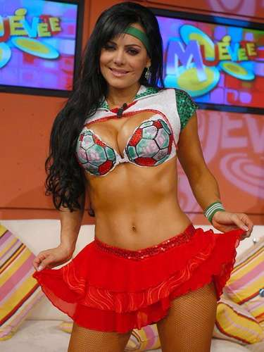 De 2006 a 2010 amenizó la TV mexicana con 'Muévete'.