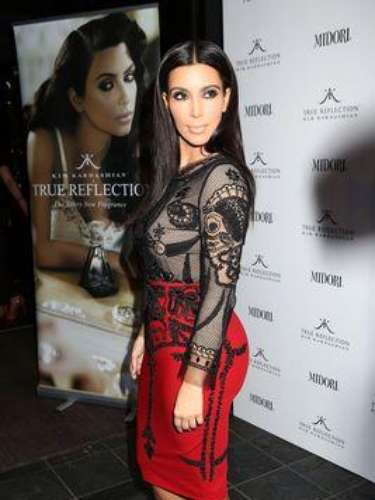 Es inevitable que Kim Kardashian no ocupe un sitio en este lugar, sus atributos han sido admirados por el mundo entero.