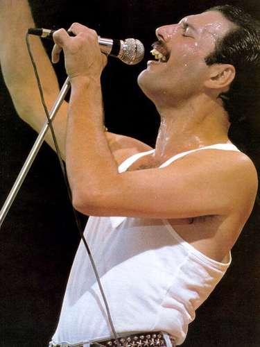 El cantante Freddie Mercury murió 1 día después de que declaró que tenía sida muriendo debido a esta enfermedad.