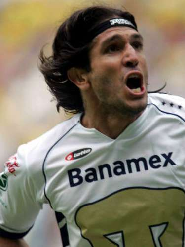 Forward Bruno Marioni was a lethal finisher inside the penalty box. In his first Mexican tournament, he won the championship with Pumas in Clausura 2004. He also won the title of top scorer with Toluca, and had stints with Atlas, Tecos and other teams.
