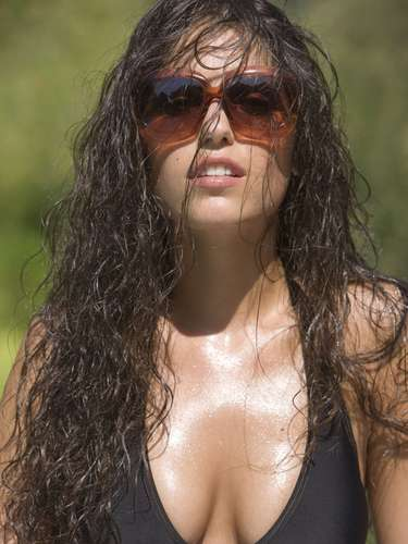 Yolante Sneijder-Cabau is the wife of Dutch midfielder Wesley Sneijder.