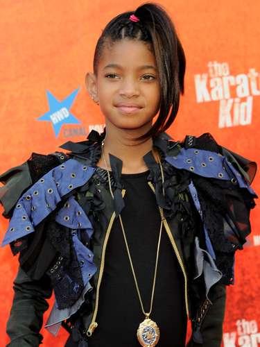 Durante 2009 y  2010, Willow realizó un true jackson de niña en la serie original de Nickelodeon True Jackson, VP.