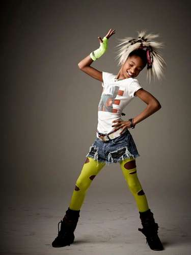 En 2011, Nicki Minaj realizó una colaboración en el tercer single de Willow, Fireball.