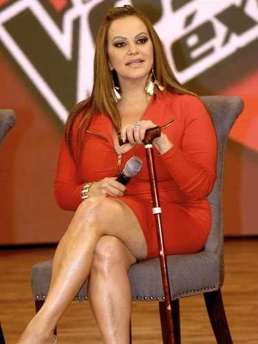 Aunque la llamada Diva de la Banda y coach de 'La Voz... México 2' sólo se había limitado a decir que ya no estaba dispuesta a soportar \
