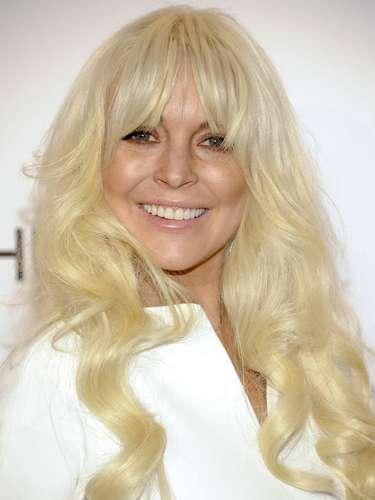 Pelirroja, castaña o rubia, Lindsay Lohan con problemas o sin problemas siempre estará en nuestros listados