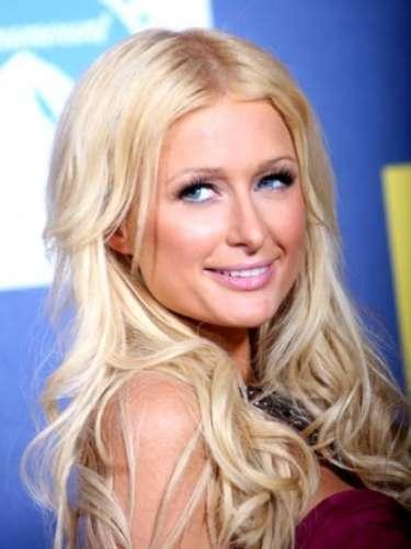 Paris Hilton no podía faltar en nuestra selección de rubias. 'She's hot'!