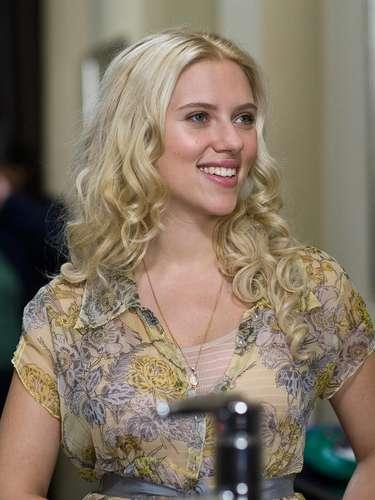 En He's Just Not That Into You, Scarlett tenía situaciones complicadas en el corazón