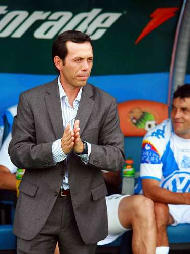 Eduardo Fentanes es nuevo DT de San Luis.