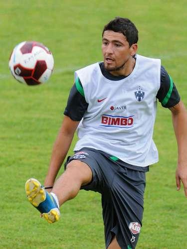 Darío Carreño sale de Monterrey para reforzar a Pachuca.