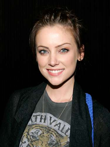 Jessica Stroup is quickly gaining a hold of Hollywood thanks to her participation in TV series such as 'Reaper' and '90210.'