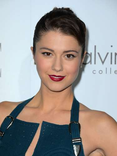 Who's that girl? It's none other than Mary Elizabeth Winstead, best known for her role on 'Die Hard 4.0.'