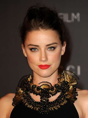 Amber Heard is one of Hollywood's freshest faces and has been in the limelight ever since she acted in 'Pineapple Express.'