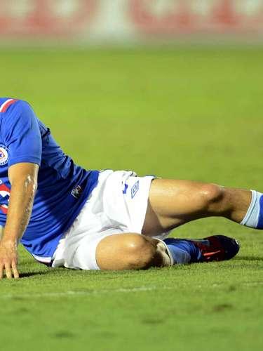 Fausto Pinto ya no entra en planes de Cruz Azul y suena para Jaguares.