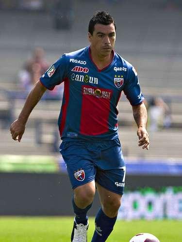 Esteban Paredes sería refuerzo de Monterrey