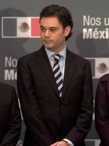 Jefe de la Oficina De La Presidencia. Aurelio Nuño Mayer.