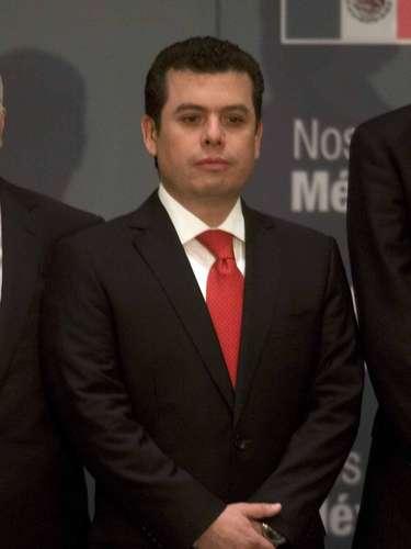 Consejería Jurídica del Ejecutivo Federal. Humberto Castillejos Cervantes.