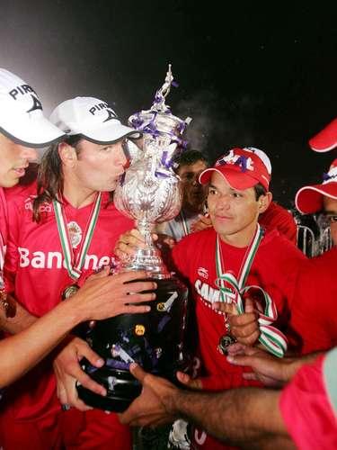 Apertura 2005:Toluca