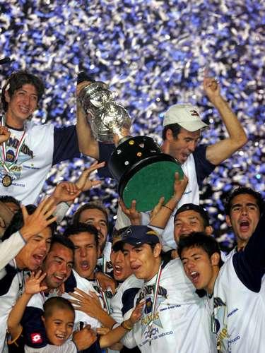 Apertura 2004: Pumas