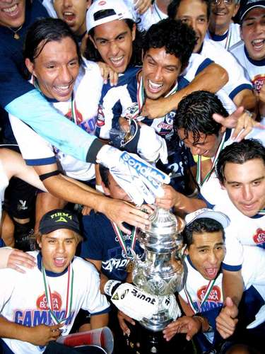 Clausura 2003: Monterrey