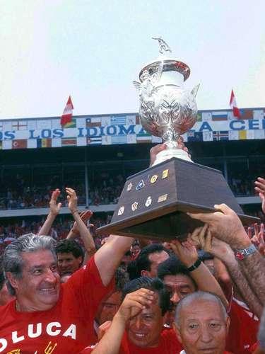 Verano 1998: Toluca