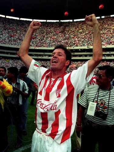 1995-96: Necaxa