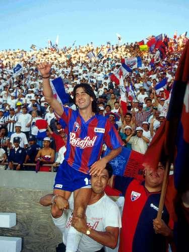 1992-93: Atlante