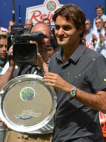 Con semifinales en Roma y Roland Garros y finalista en Halle, llega a Wimbledon motivado por lograr su séptimo título en la Catedral y por la posibilidad concreta de recuperar el 1.
