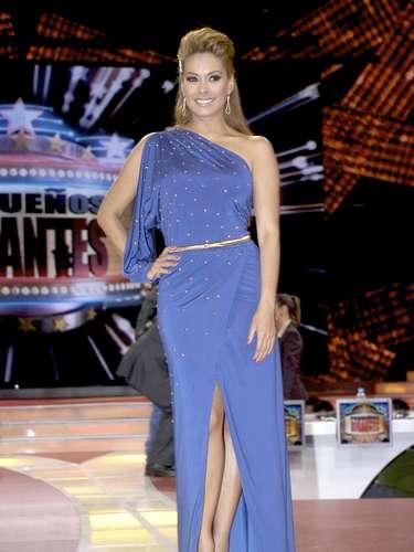 Galilea Montijo es otra de las mamás latinas más elegante y sexy
