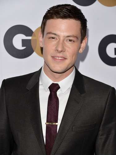 Glee star Cory Monteith and the blonde bombshell were rumored to have dated in 2010.