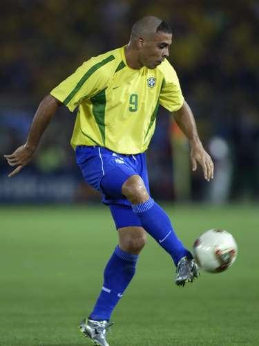 Ronaldo es el máximo anotador en la historia de los Mundiales de Futbol.
