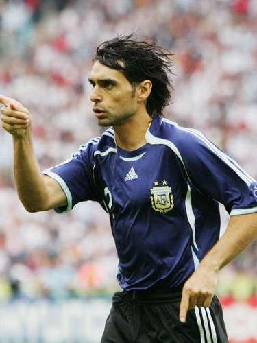 Roberto Ayala le dio solidez a la zaga de la 'Albiceleste' durante varios años; le decían el 'Ratón'.
