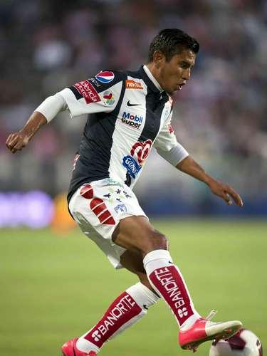 Alberto Medina llamó mucho la atención cuando debutó. Su velocidad y dribling provocaron que lo llamaran el 'Venado'.