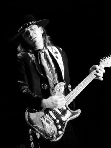 On August 26, 1990, Stevie Ray Vaughn died in a helicopter accident shortly after performing with Eric Clapton in Wisconsin.