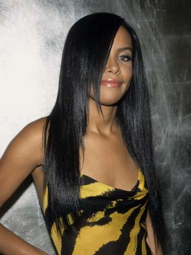Aaliyah  passed away in a plane accident on August 25, 2001.  She was only 22 at the time.