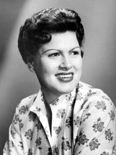 Patsy Cline, intérprete de \