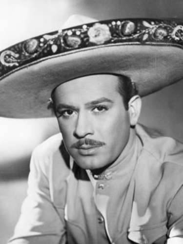 Actor Pedro Infante died in a plane accident on April 15, 1957 in Merida, Yucatan, Mexico.  Infante was piloting the aircraft at the time.  He'd had two other plane accidents; in the second one he suffered damage to his skull.