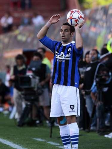 NICOLÁS CROVETTO: El volante cumplió su vínculo con el club y aún no se sabe sobre su futuro.