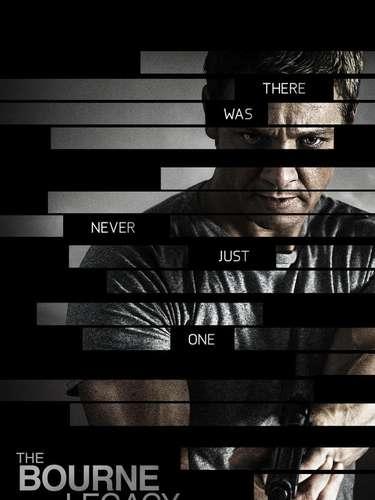 20. The Bourne Legacy. Todos imaginamos que si así como se veía el poster iba a estar la película. Desafortunadamente la cinta no estaba tan buena.