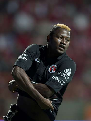 Duvier Riascos had a great tourment, including one of the definitive goals in the final when Xolos defeated Toluca 2-0 for a global 4-1 aggragate score.