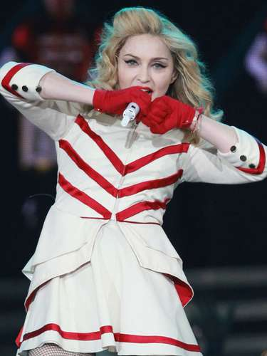 Madonna and her MDNA tour earned the singer $30 million.