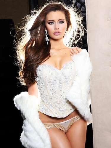 Huesuditas: Miss Universo República ChecaTereza Chlebovská
