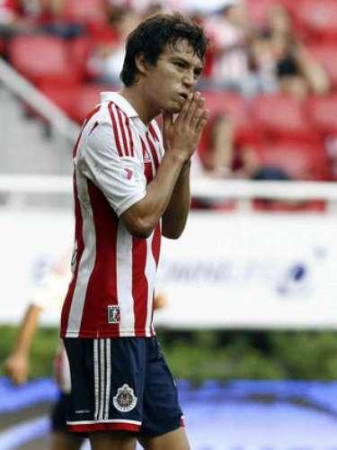 En la jornada 13, Erick falló un remate de cabeza a centro de Marco Fabián que representaba el 2-0 para Chivas sobre Jaguares, pero no hizo buen contacto con el balón y le regaló la pelota al portero Édgar Hernández. Cinco minutos después Luis Gabriel Rey consiguió el gol del empate.