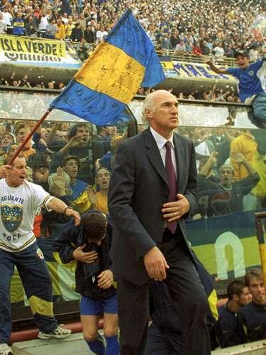 La Copa Libertadores 2003, como prioridad