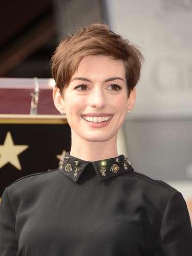 En la misma categoria competirá conAnne Hathaway que fue nominada porLes Miserables.