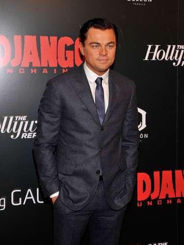 El actor tendrá que competir con su compañero de película,Leonardo DiCaprio.