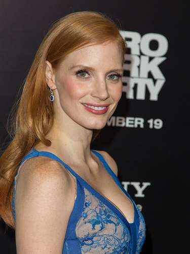 Jessica Chastain por Zero Dark Thirty.